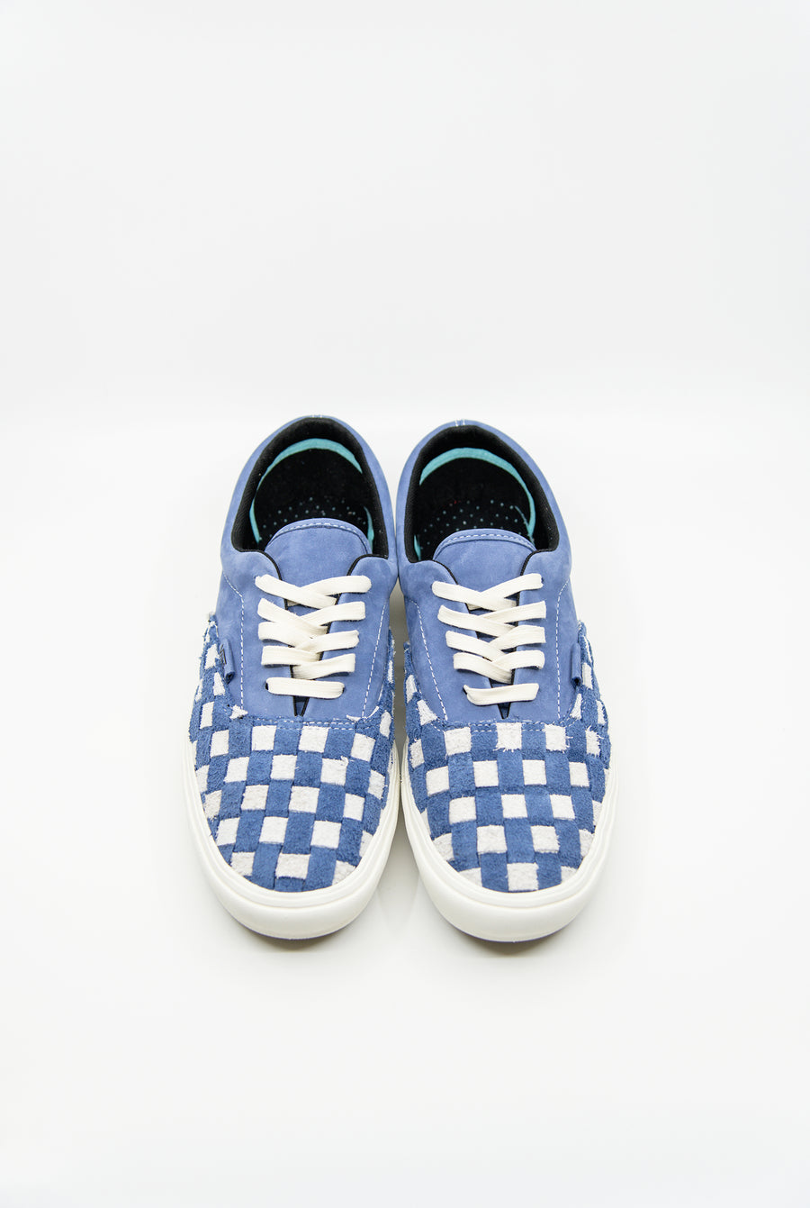 Vans Vault Comfycush Era LX Checkerboard Navy/Marshmallow