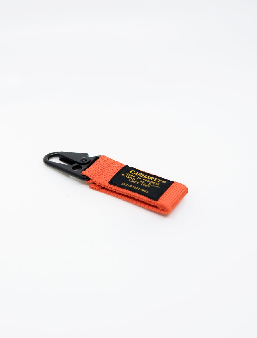 Carhartt WIP Military Keychain Pepper