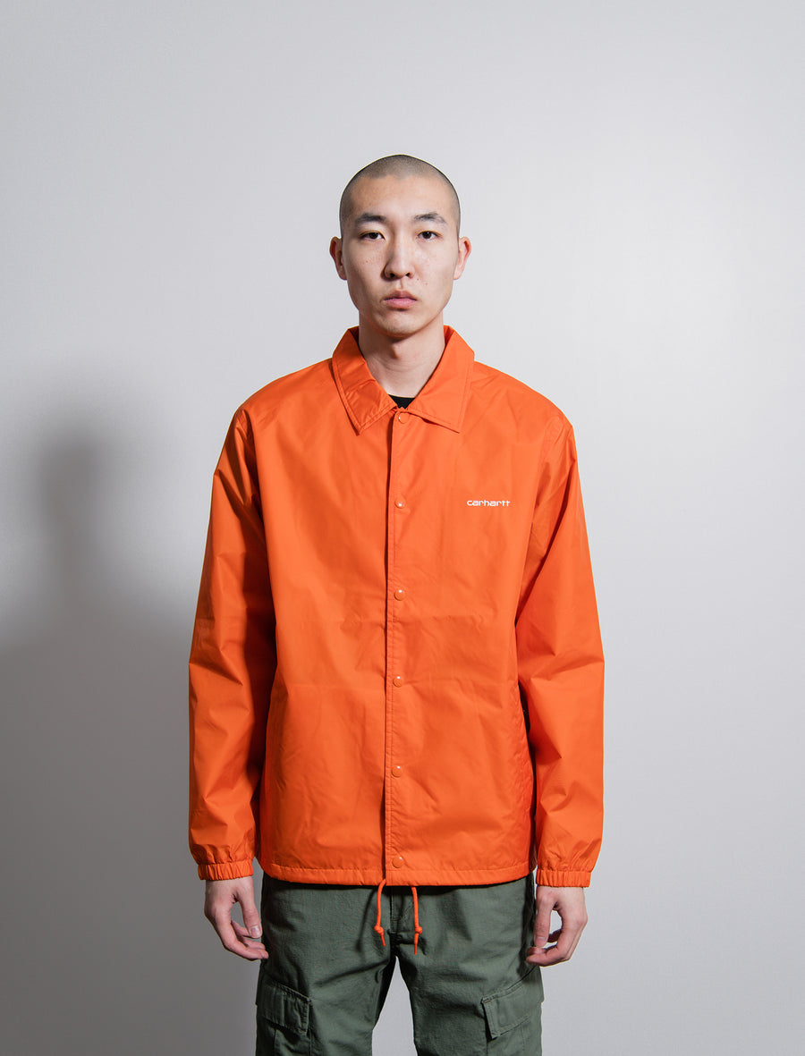 Script Coach Jacket Pepper