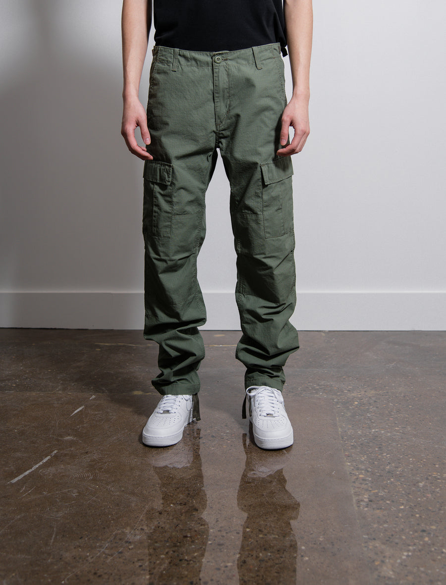 Aviation Pant Dollar Green
