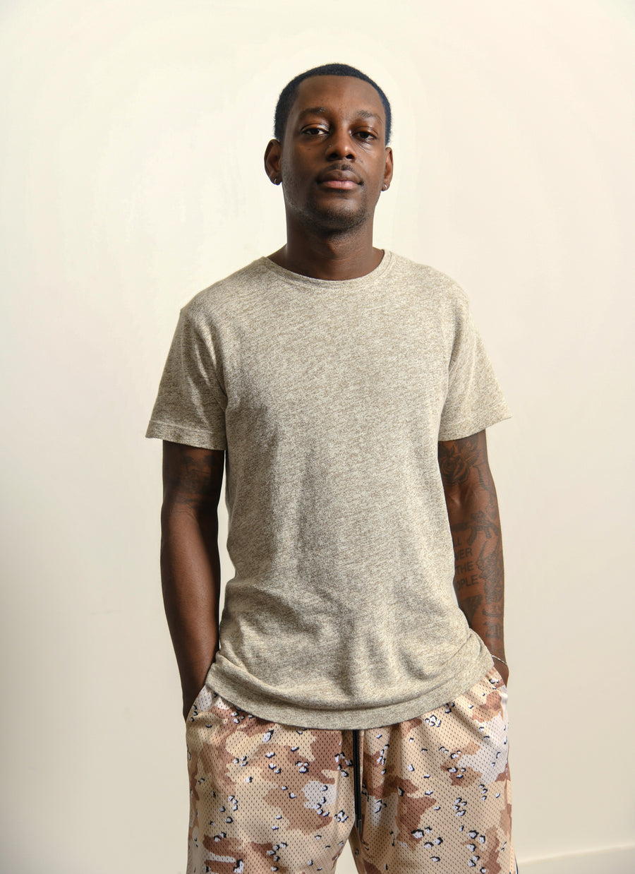 Co-Mix Classic Crewneck Tee Sage