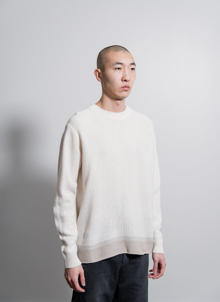 Canal Sweater Ivory
