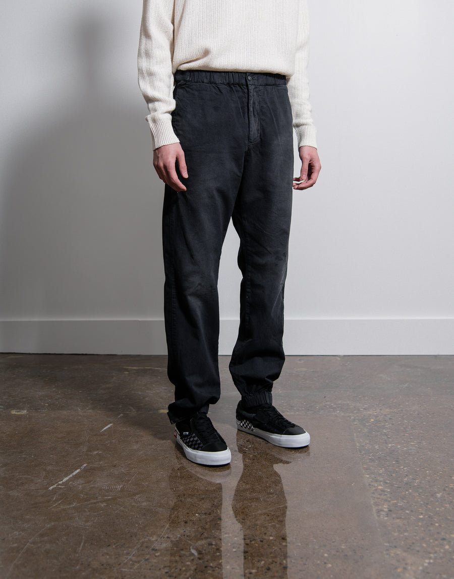 Petrol Trouser Black
