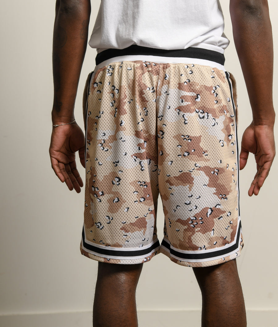 Game Short Desert Camo