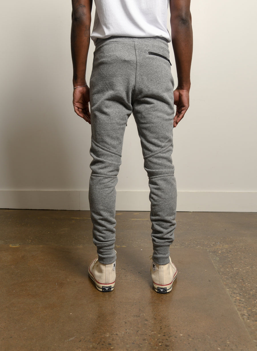 Escobar Sweatpant Dark Grey