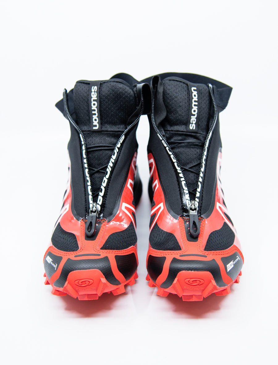 Snowcross ADV LTD Black/Racing Red/Vanilla