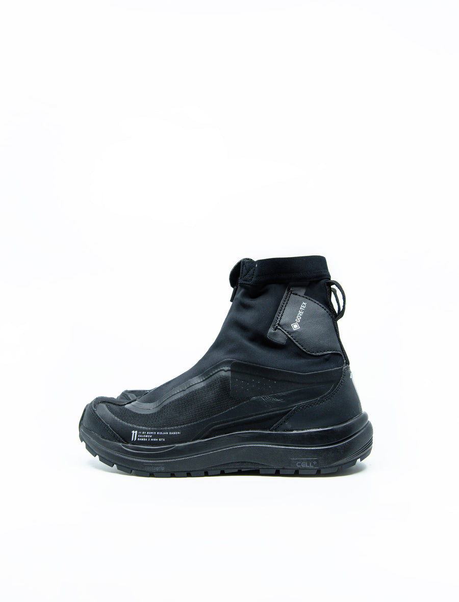 Bamba2 High GTX Black