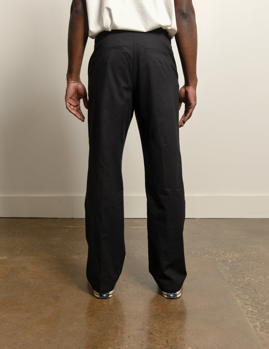 Voile Borrowed Chino Black