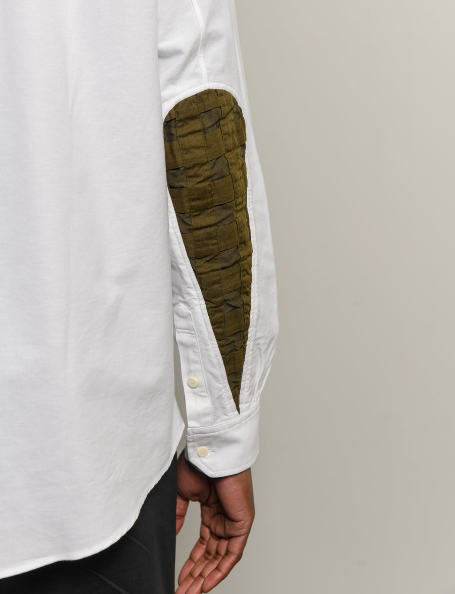 Albacore Lungta Shirt White/Olive