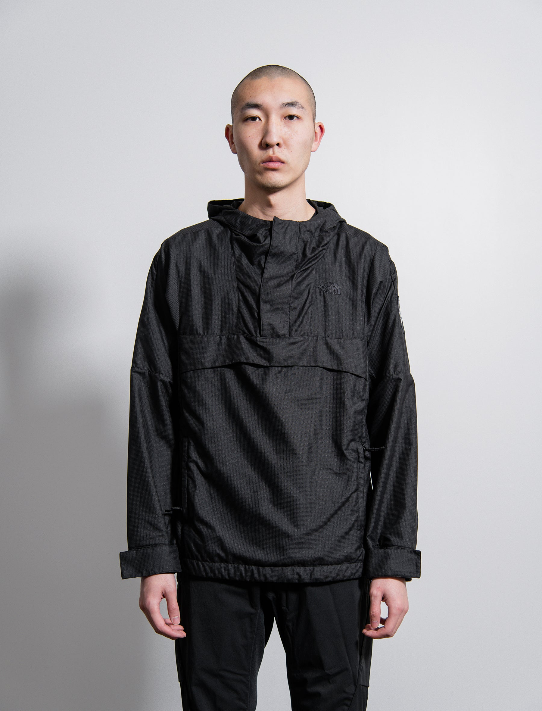 a4d0c8dab Wind Jammer Dot Air Pullover Jacket Black