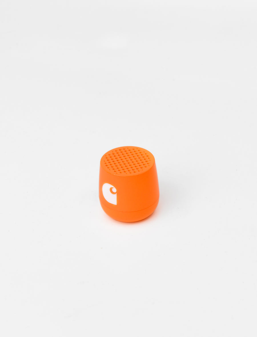 Lexon Mino Speaker Neon Orange