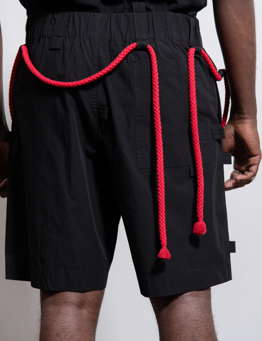 Rope Short Black