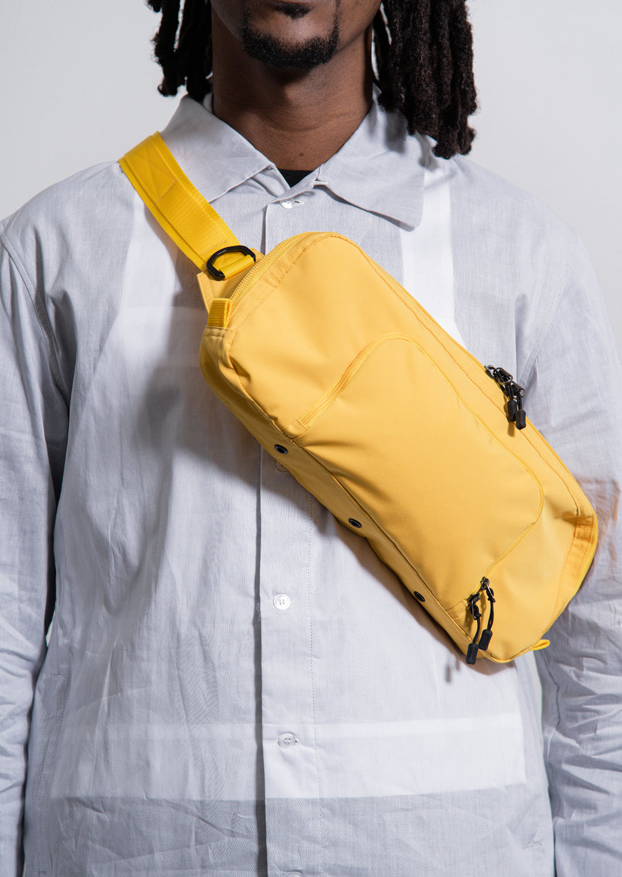 Nylon Waistbag Yellow