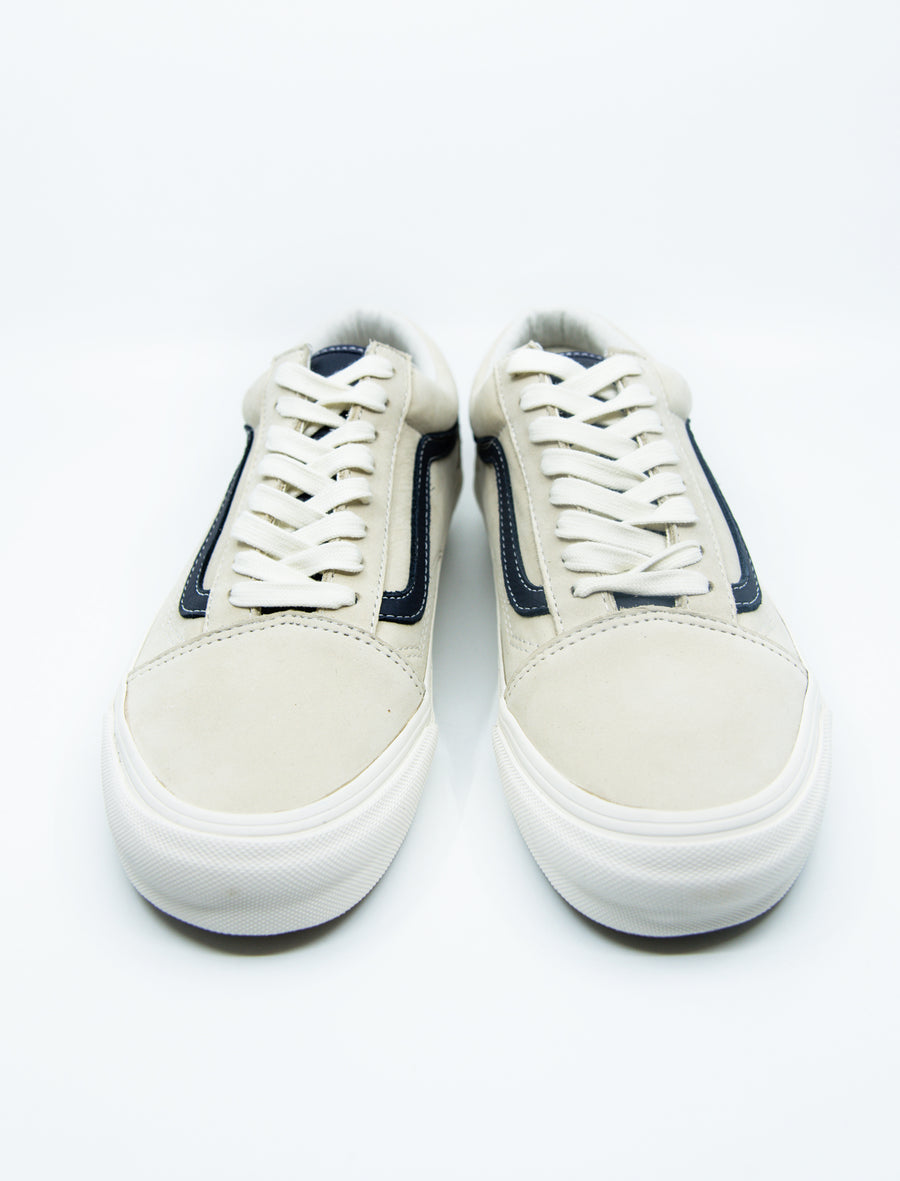 OG Old Skool LX Nubuck/Leather Angora/Parisian Night VN0A4P3XTJB