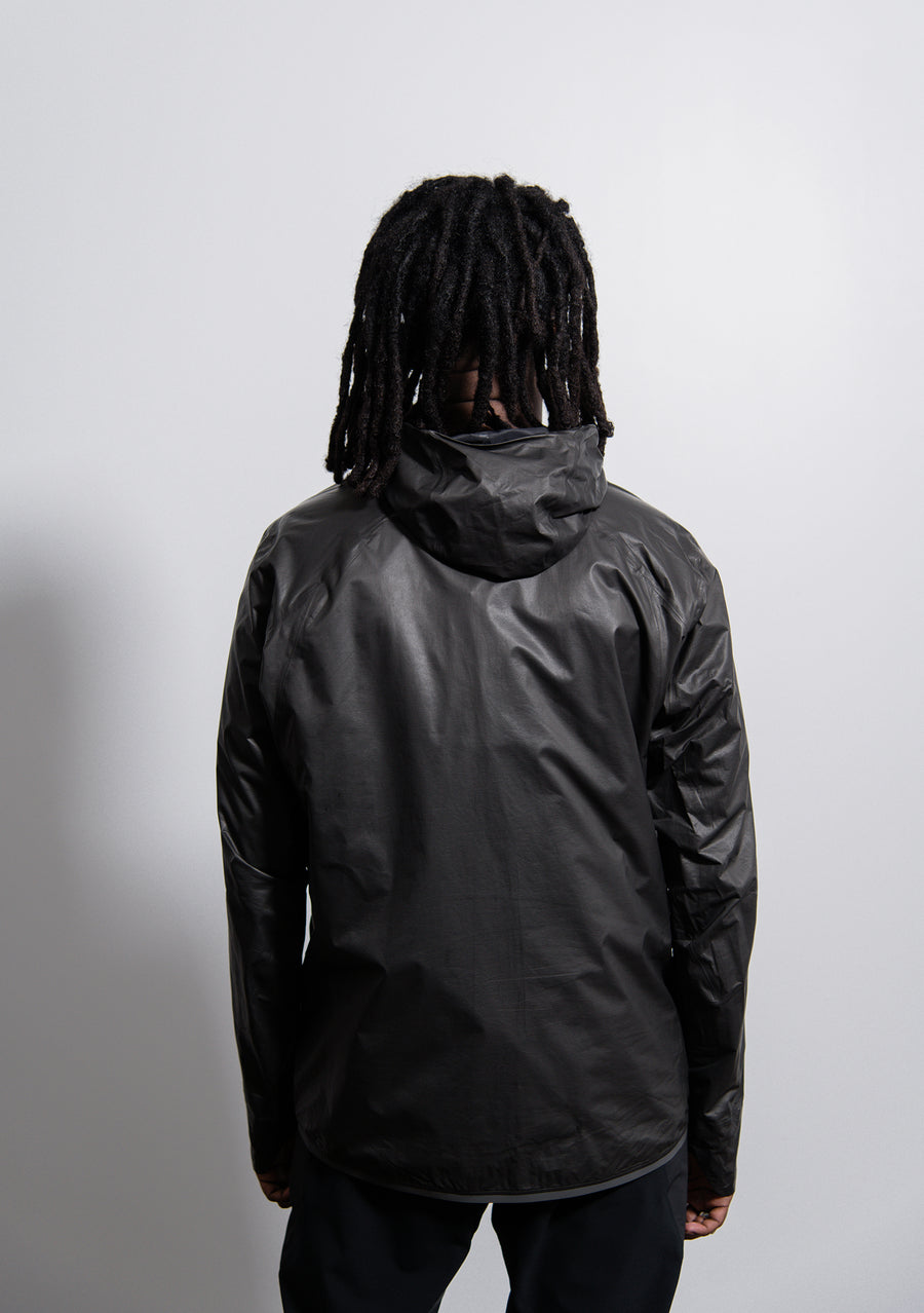 Rhomb Jacket Black