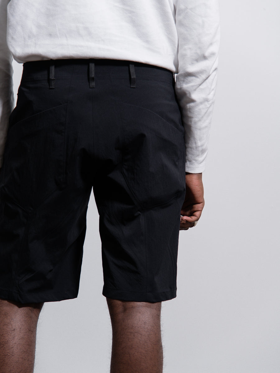 Voronoi LT Short Black
