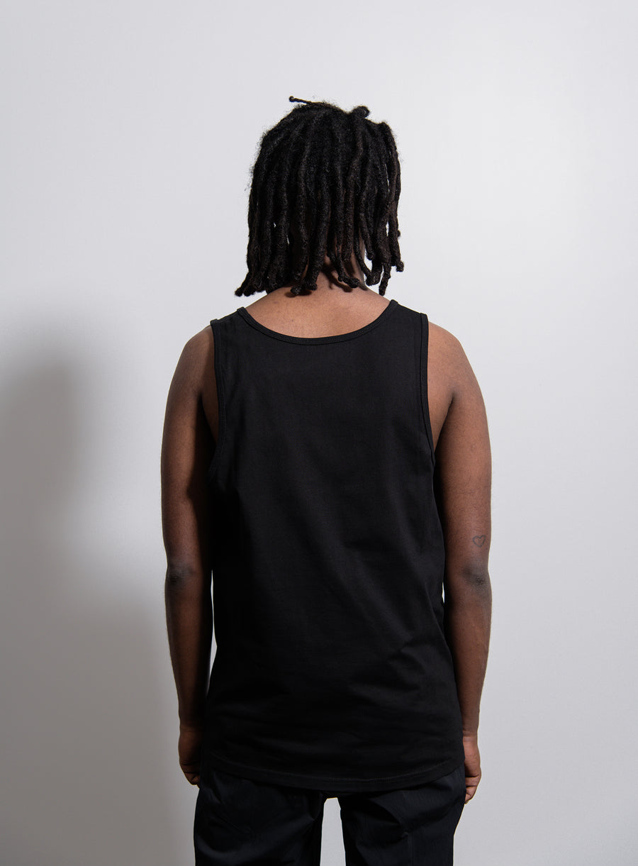 Chase A-Shirt Black