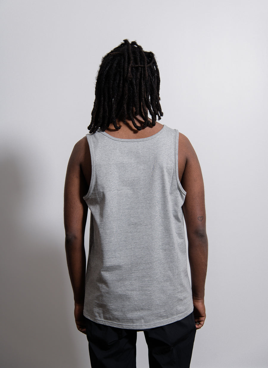 Chase A-Shirt Heather Grey