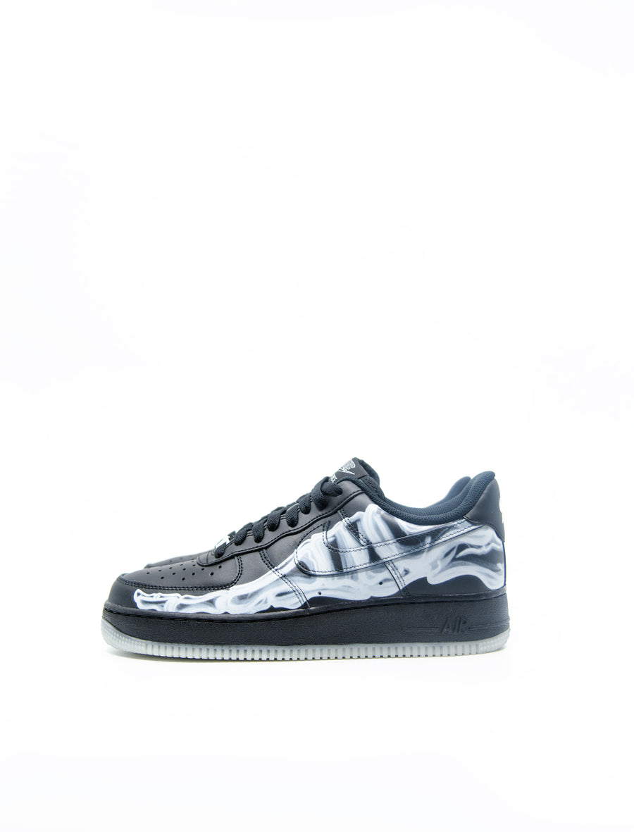 Air Force 1 '07 Skeleton QS Black BQ7541-001