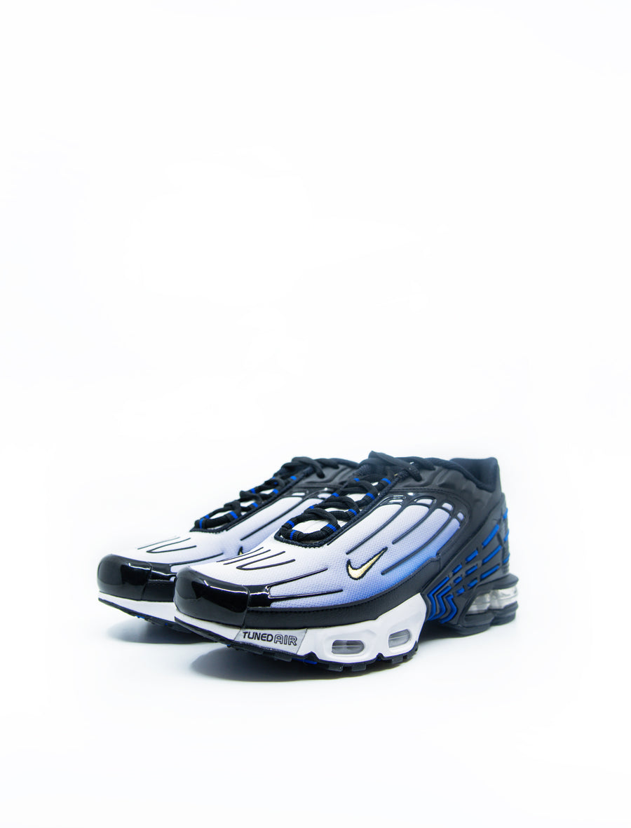 Air Max Plus III Black/Chamois/Hyper Blue/White CJ9684-001