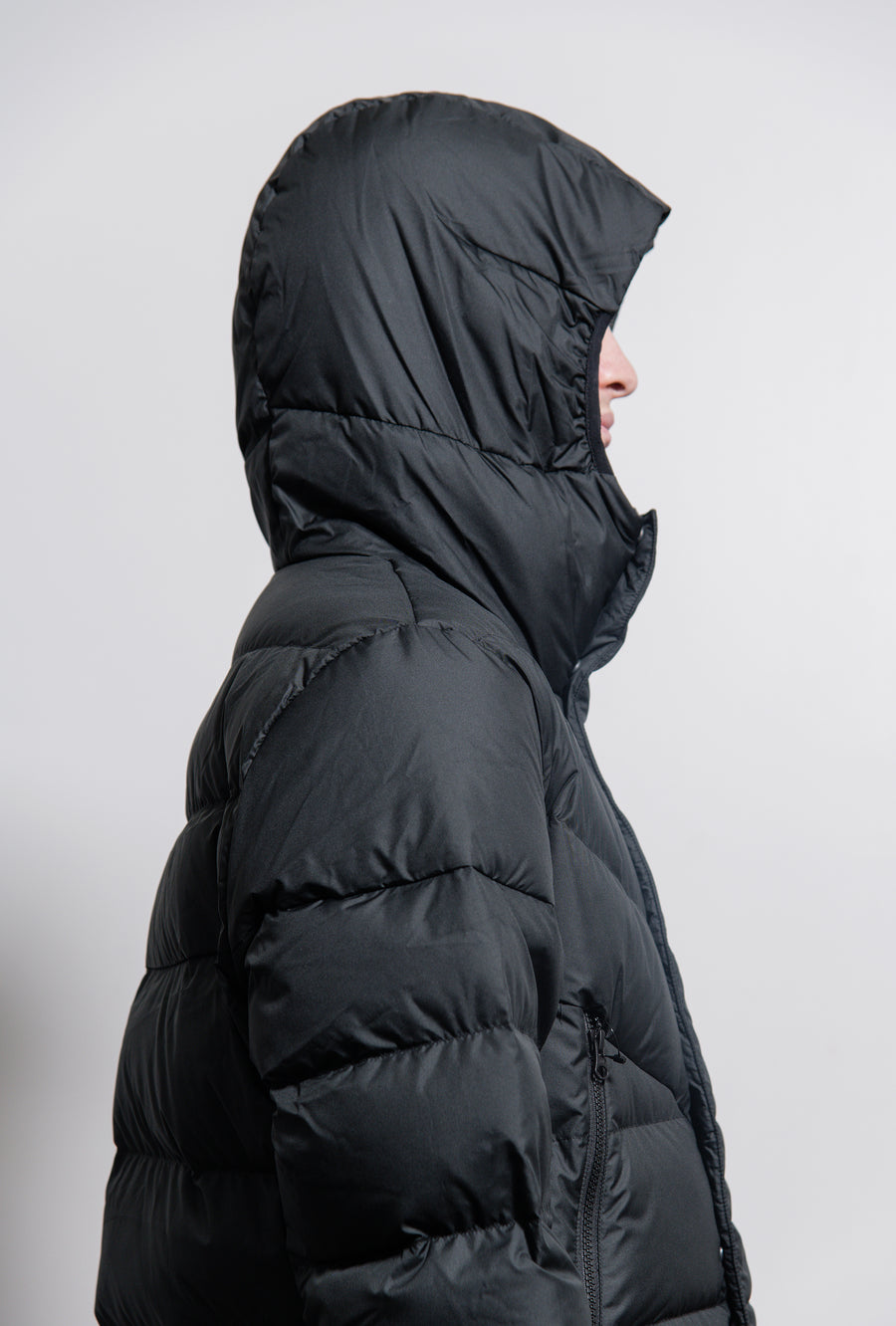 NSW Down Fill Winter Parka Black AA8853-010