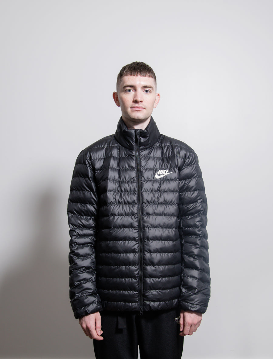 NSW Synthetic Fill Puffer Jacket Black BV4685-010