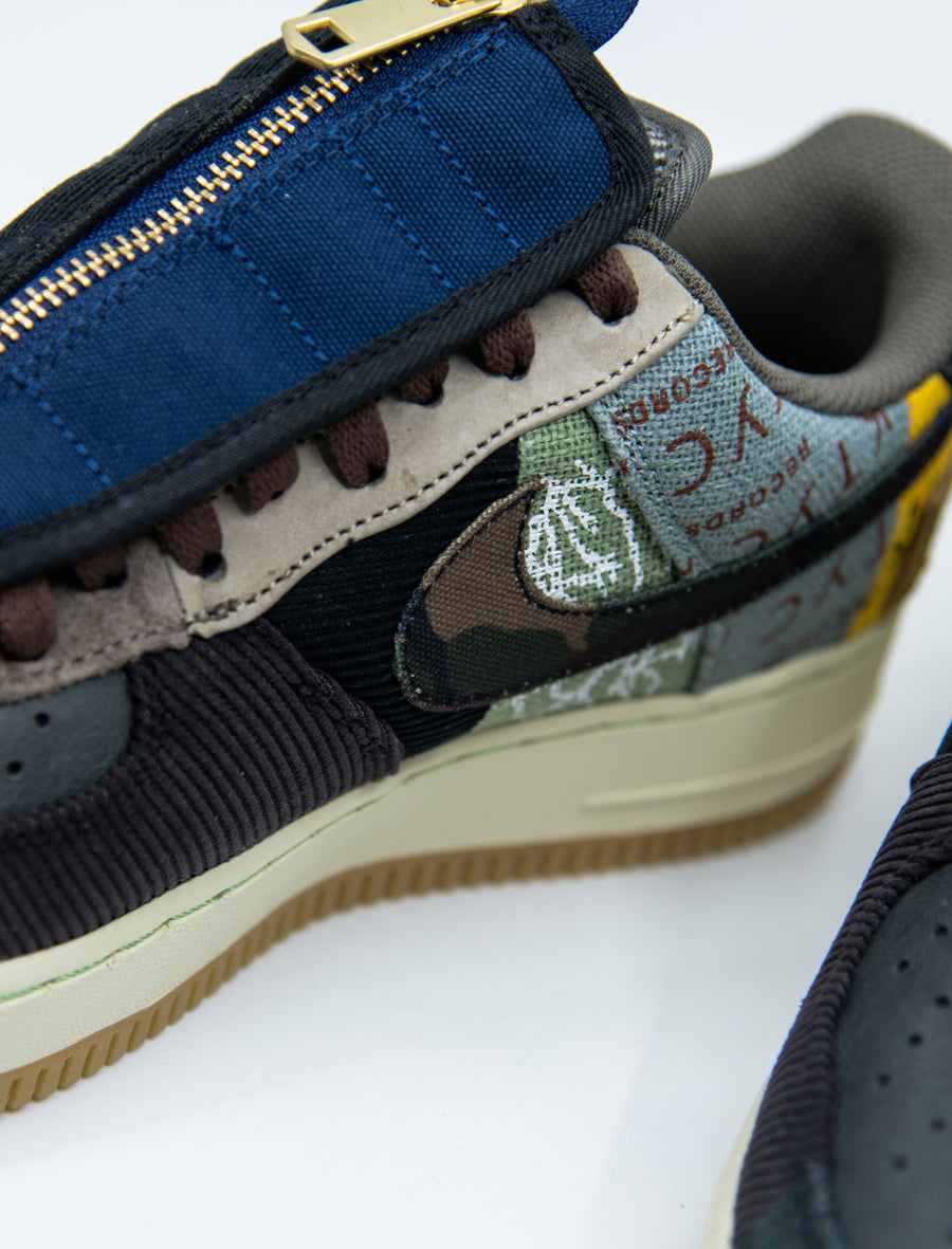 Air Force 1 Low SP x Cactus Jack Multi Colour/Muted Bronze/Fossil CN2405-900