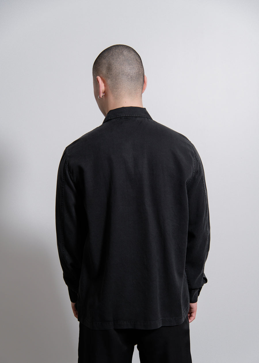 Chamois Shirt Black