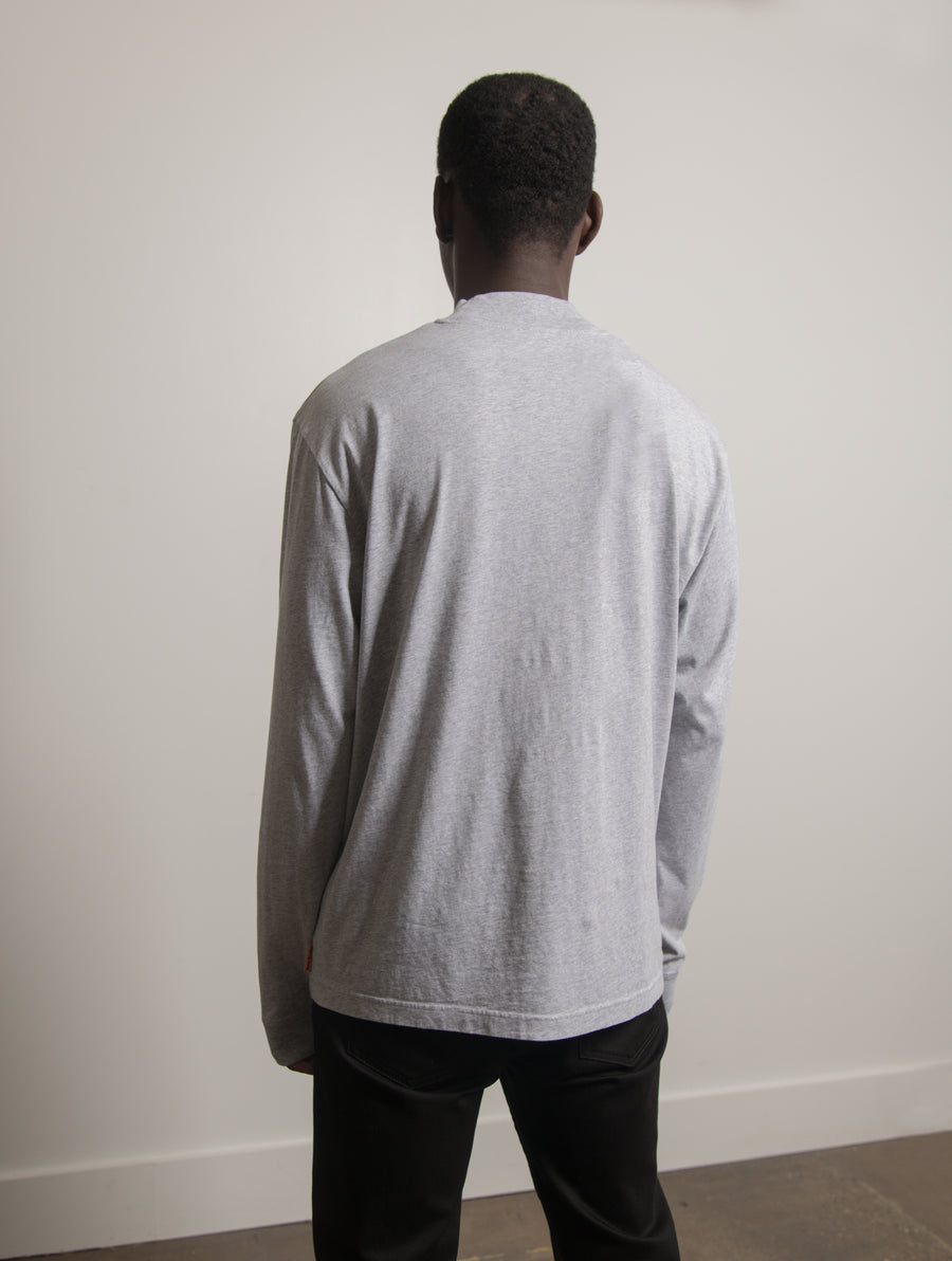 TSHI000212 Heather Grey