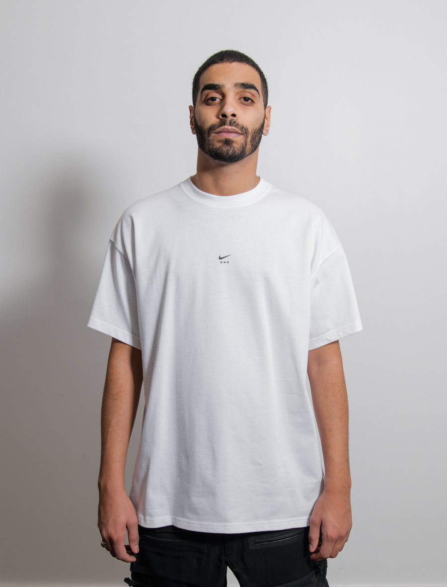 MMW NRG SE Short Sleeve Tee White/Black CK0717-100