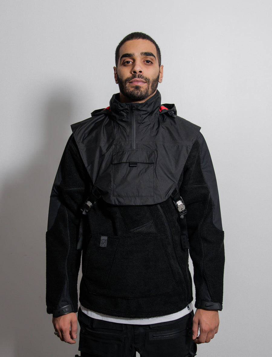 MMW NRG SE Fleece Jacket Black CK1541-010