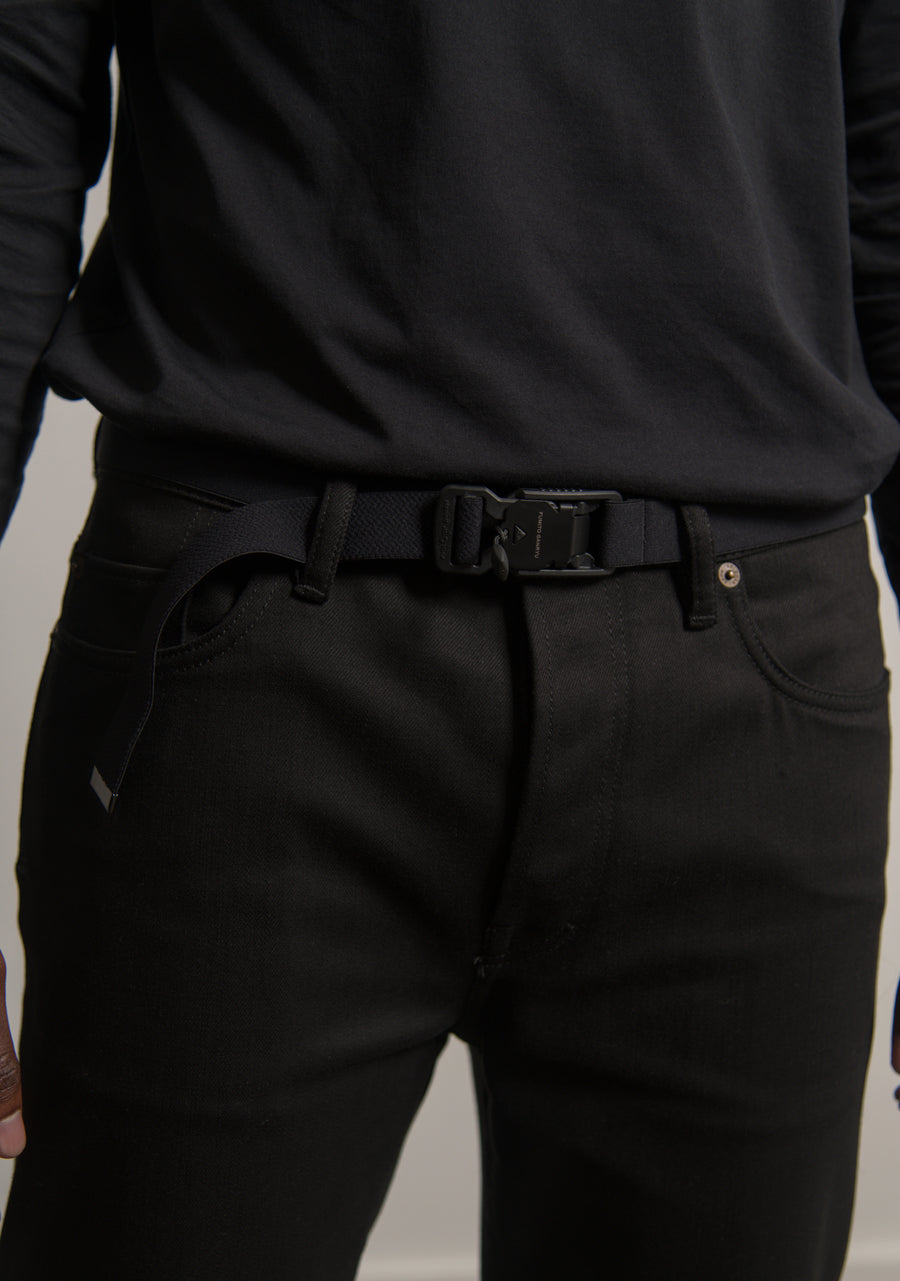 Elastic Belt Black