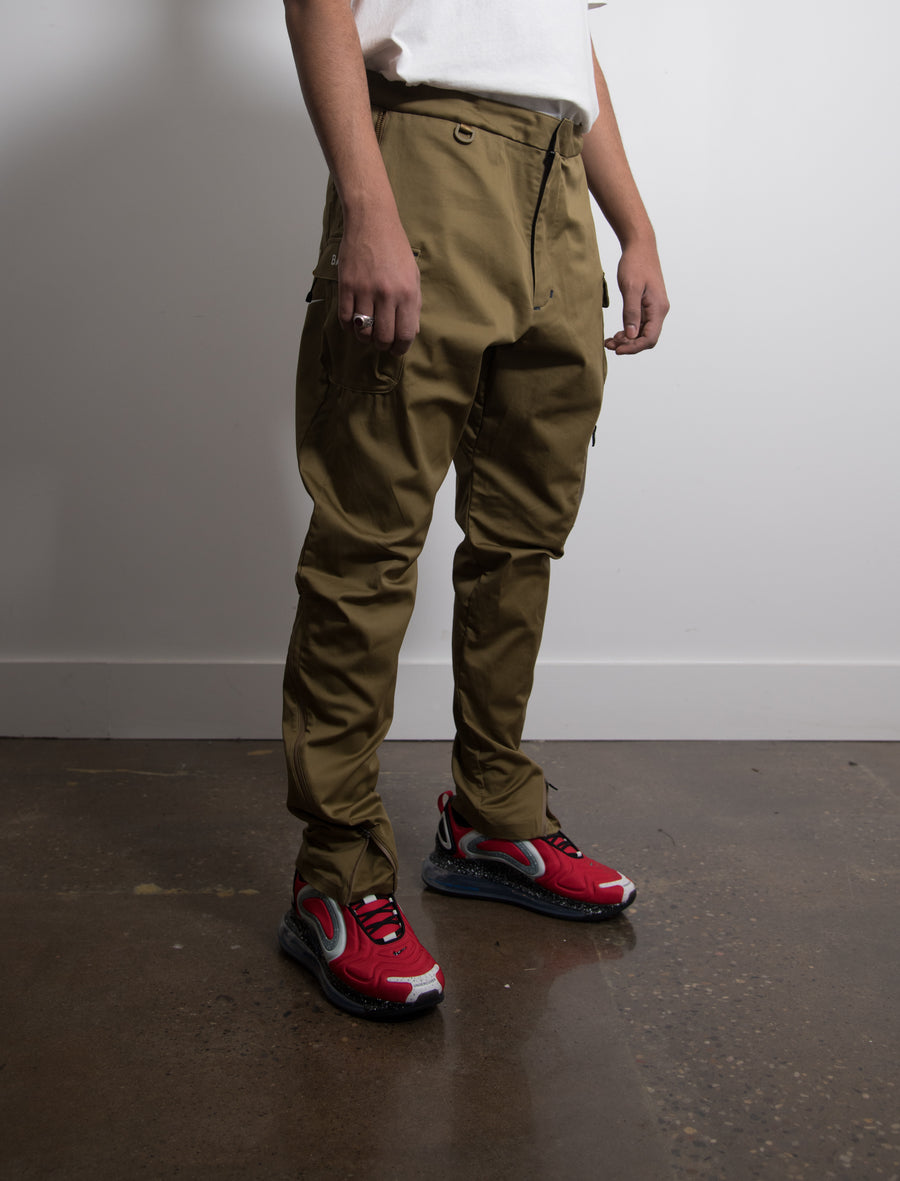 Undercover Pant Lichen Brown/White CD7528-382