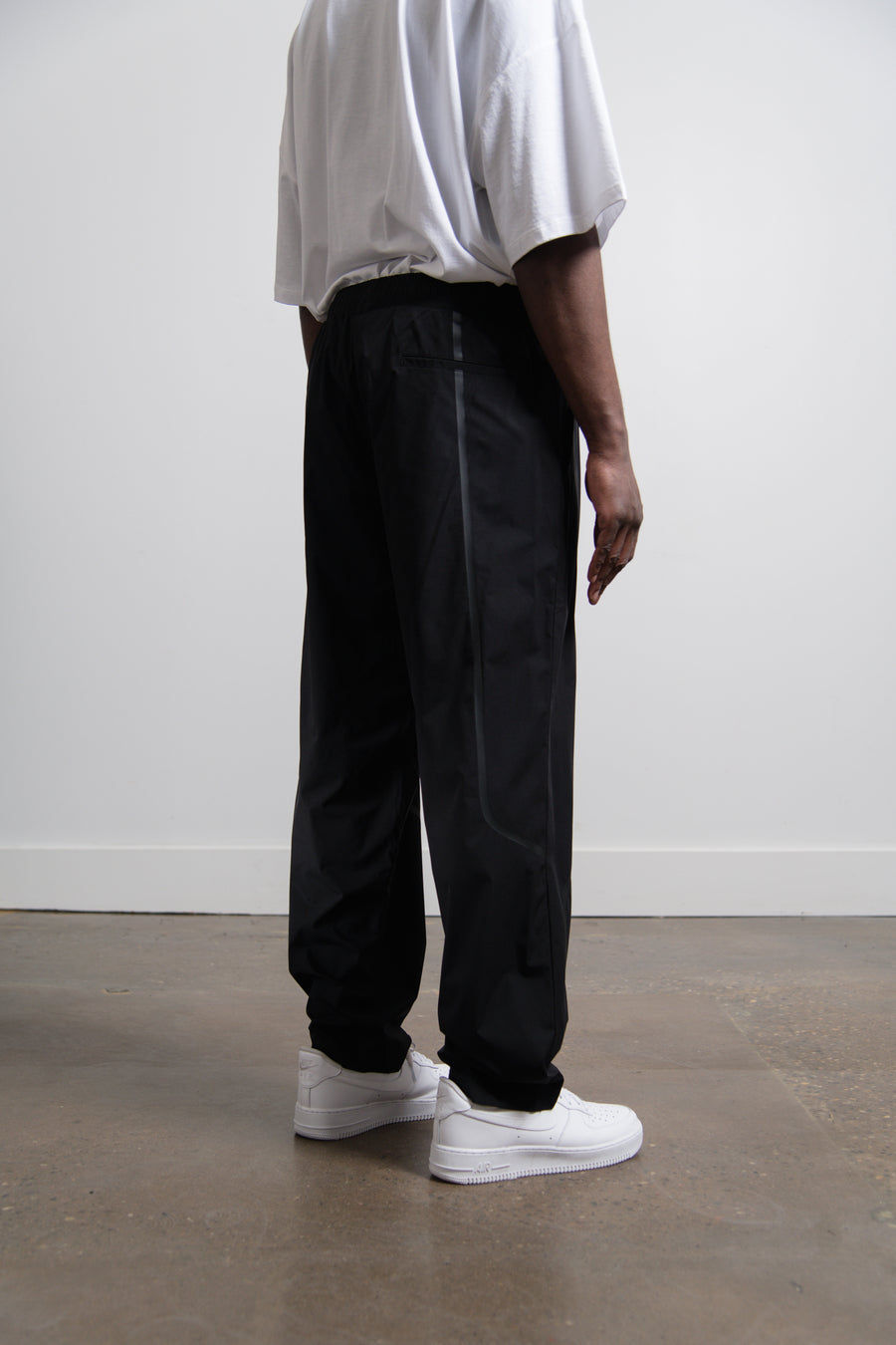 Welded Pant Black