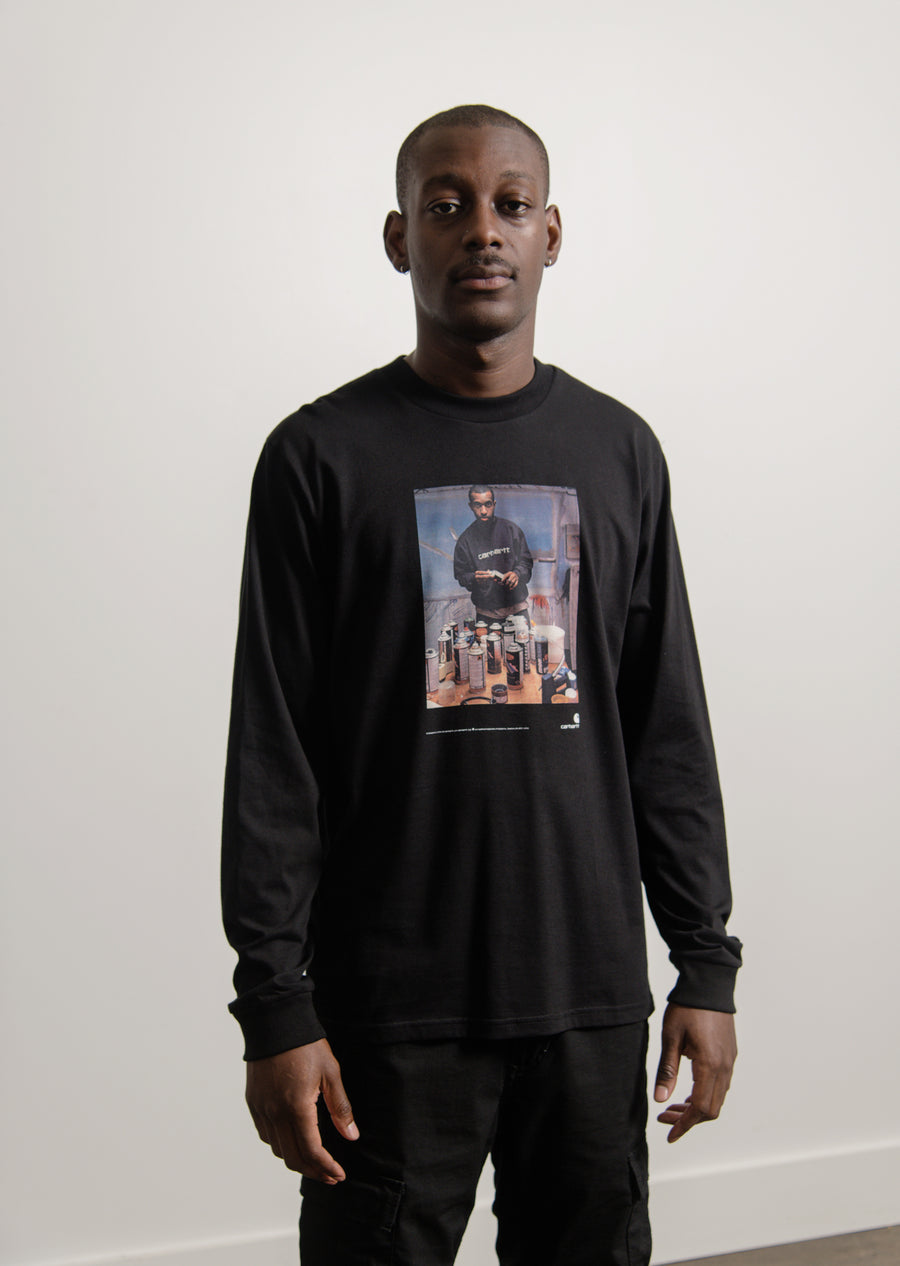 1998 Ad Jay One Tee Black