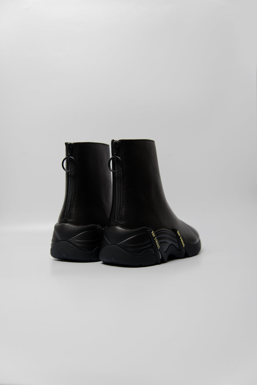 Cylon Boot Black