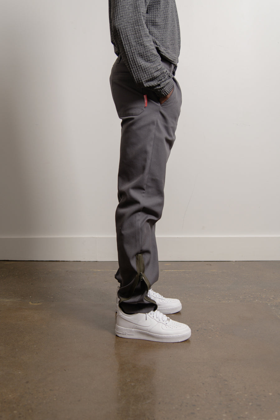 Klopman Merit Architectronic Pant Convoy Grey