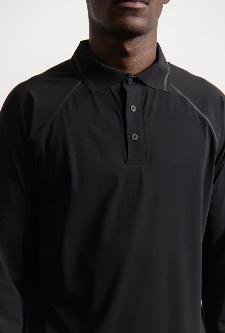 Ultrasound Labourer Polo Shirt Black