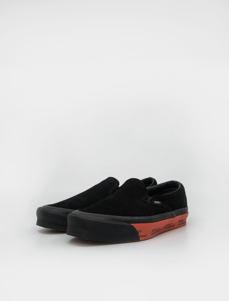 WTAPS OG Classic Slip-On GPS Orange/Black VN0A45JK20E