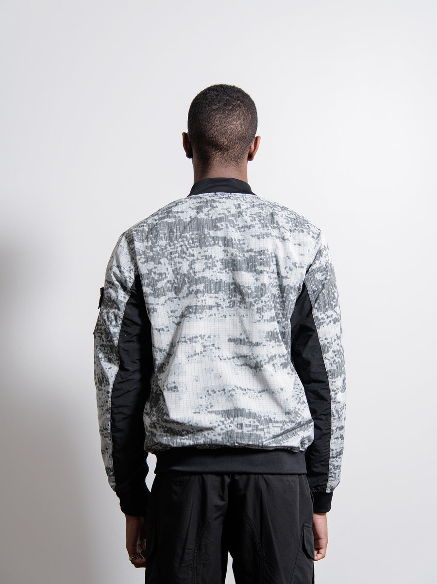 DPM Chine Bomber Grey