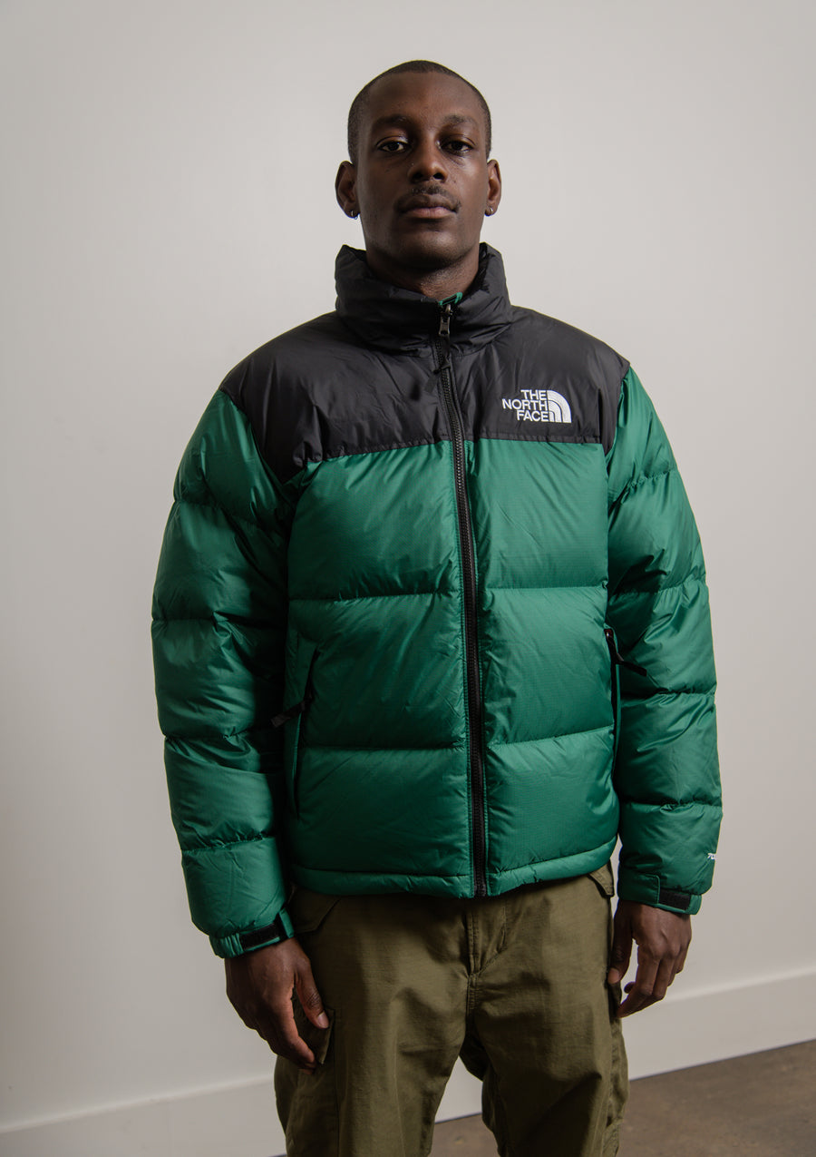 1996 Retro Nuptse Jacket Evergreen