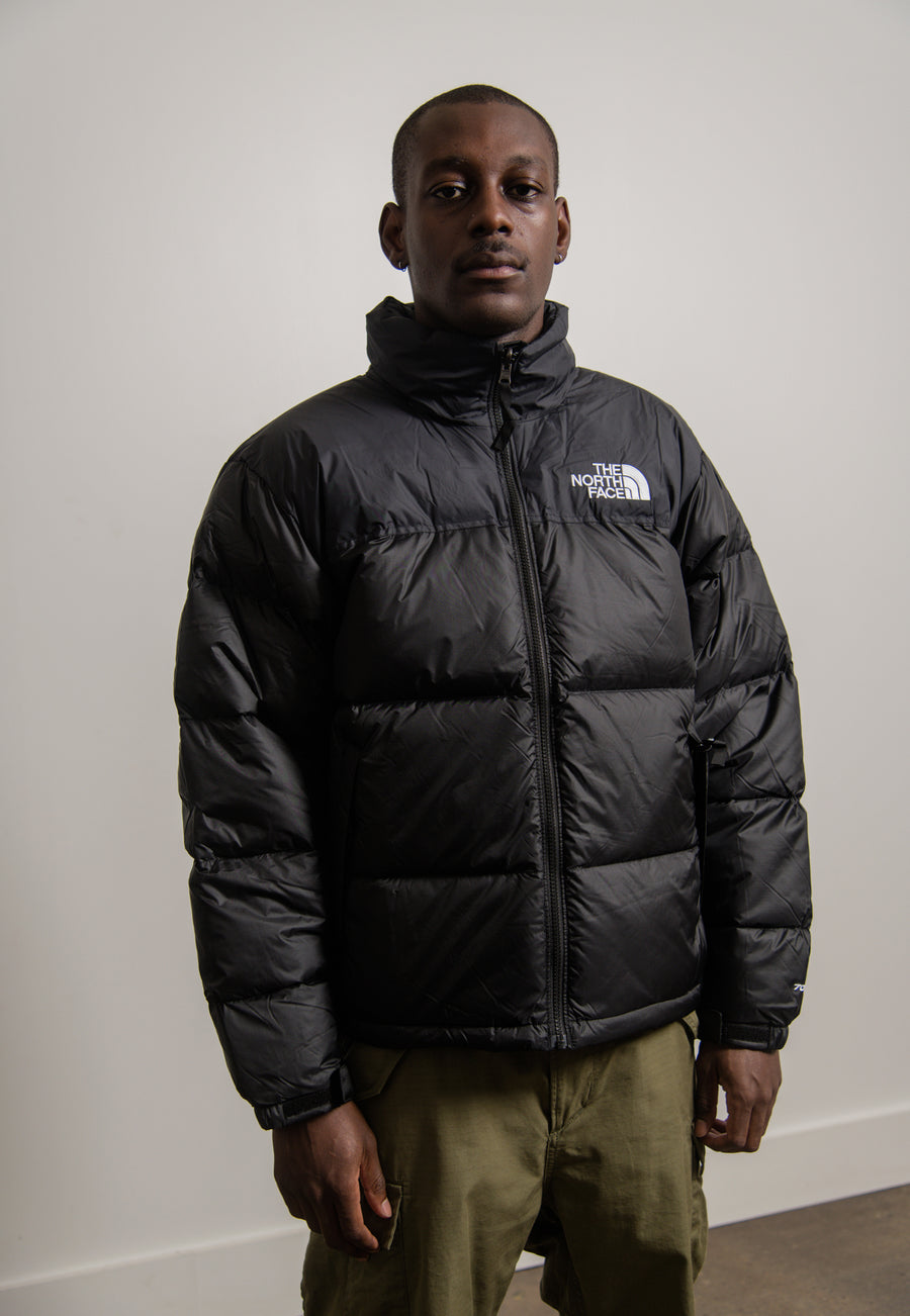 1996 Retro Nuptse Jacket Black