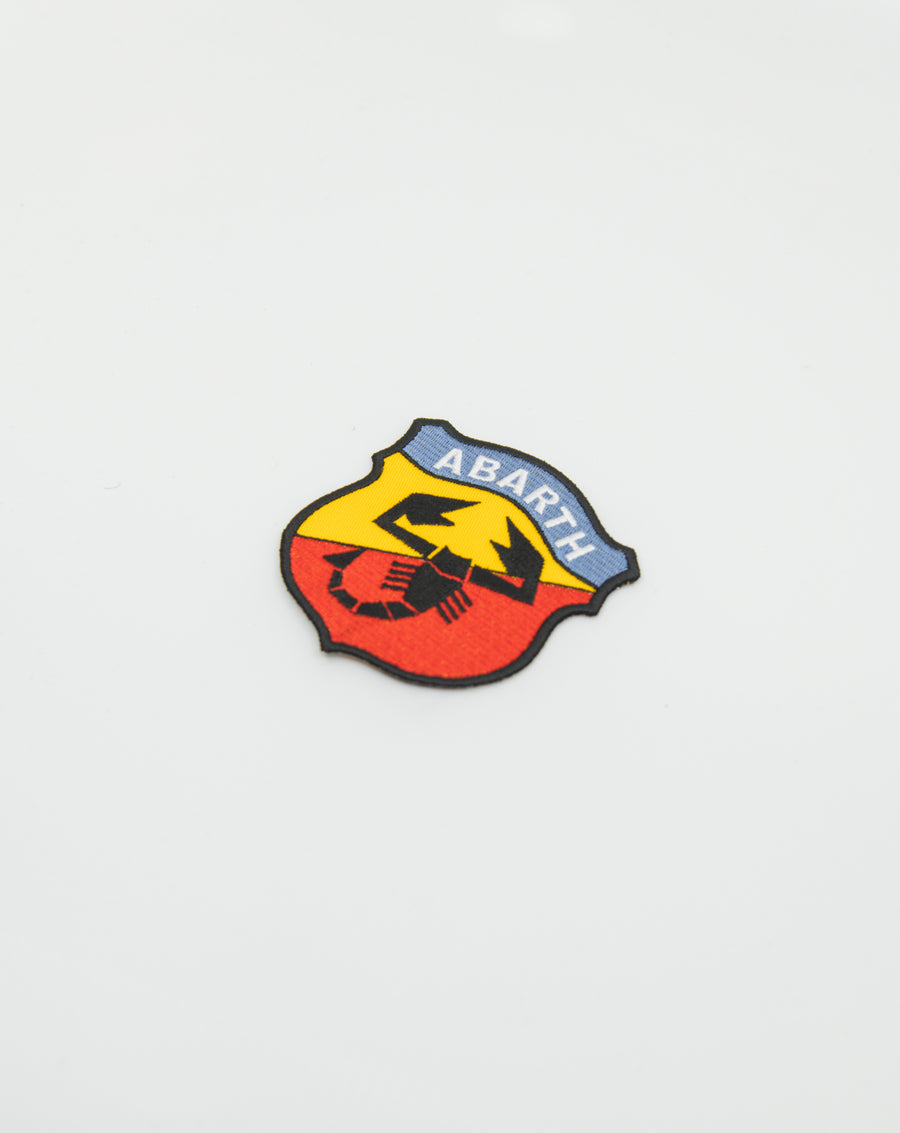 Abarth Cotton Patch Yellow/Blue/Red
