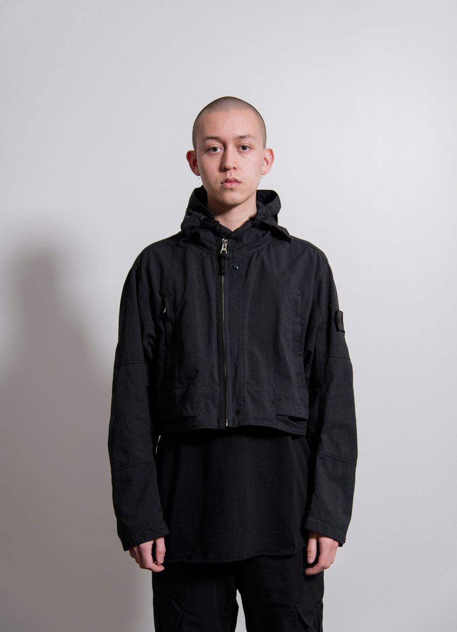 Hollowcore Divided Field Jacket Black