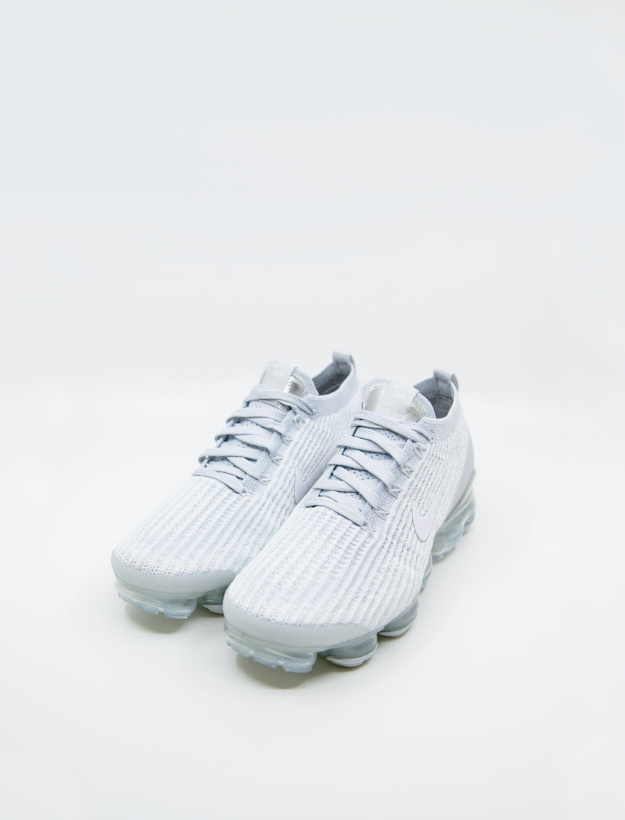 Nike Air Vapormax Flyknit 3 White/Pure Platinum