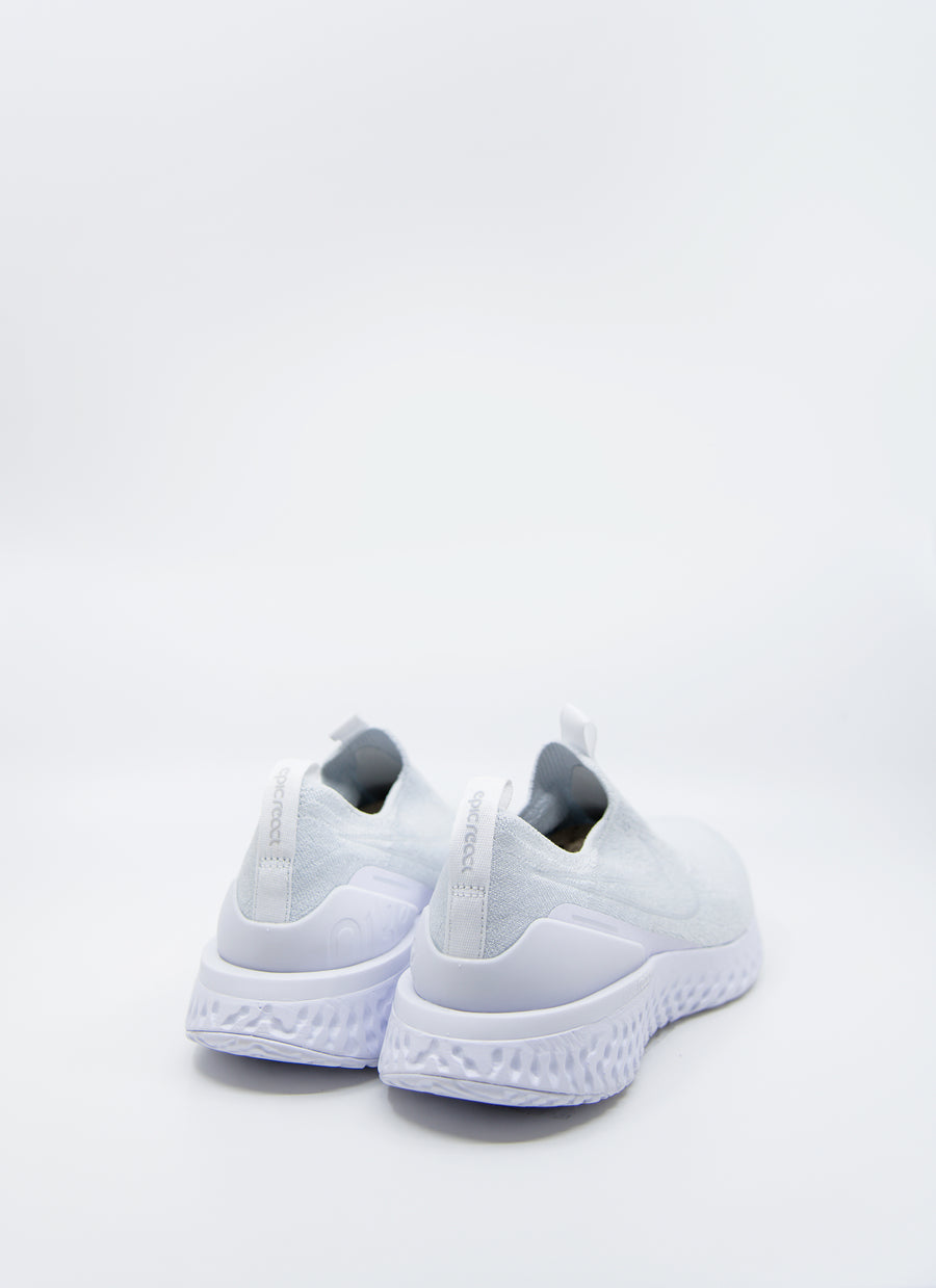 Nike Epic React Phantom White/Pure Platinum