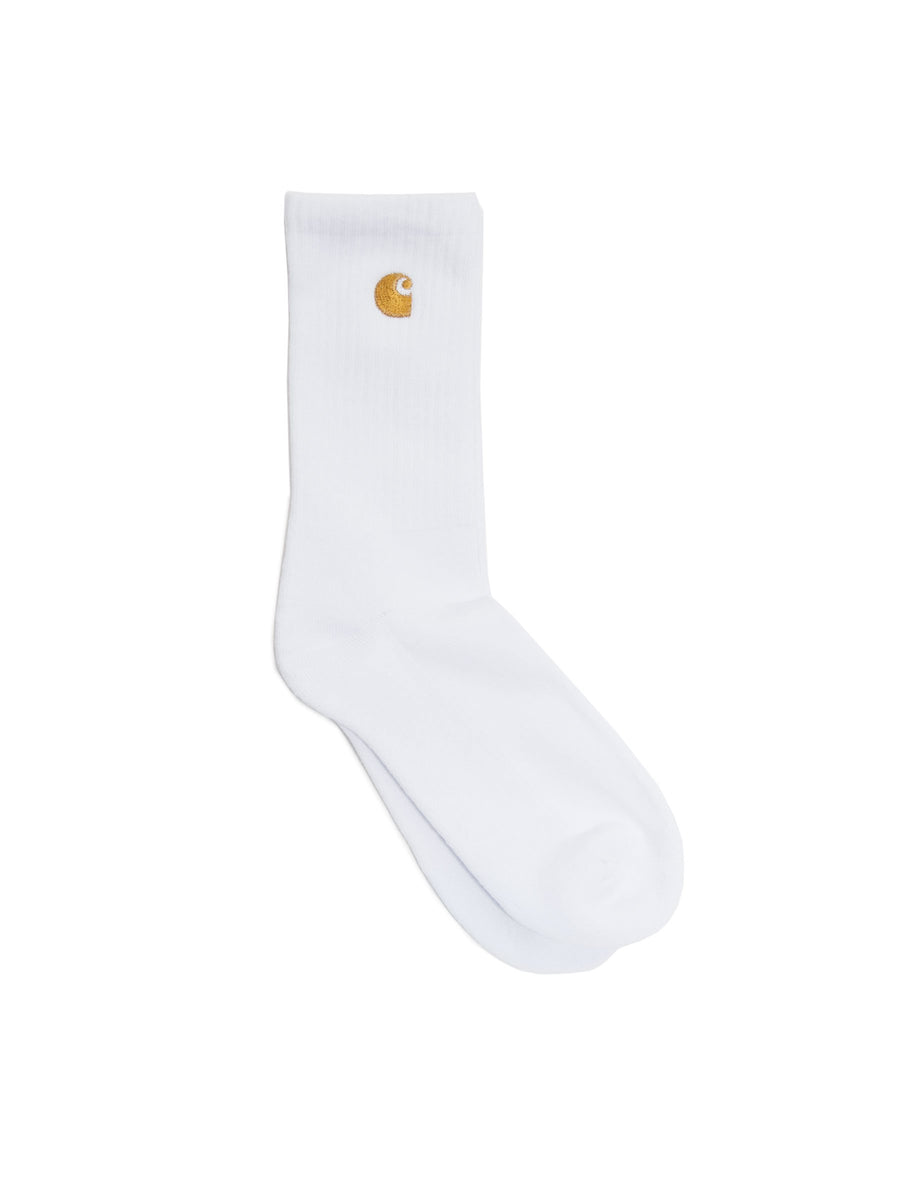 Chase Socks White/Gold