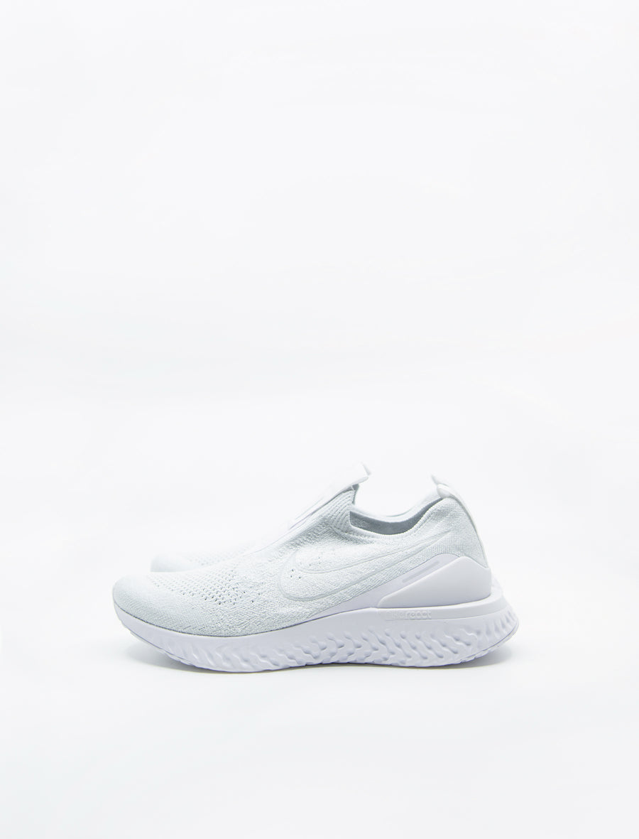 Epic React Phantom White/Pure Platinum BV0417-100