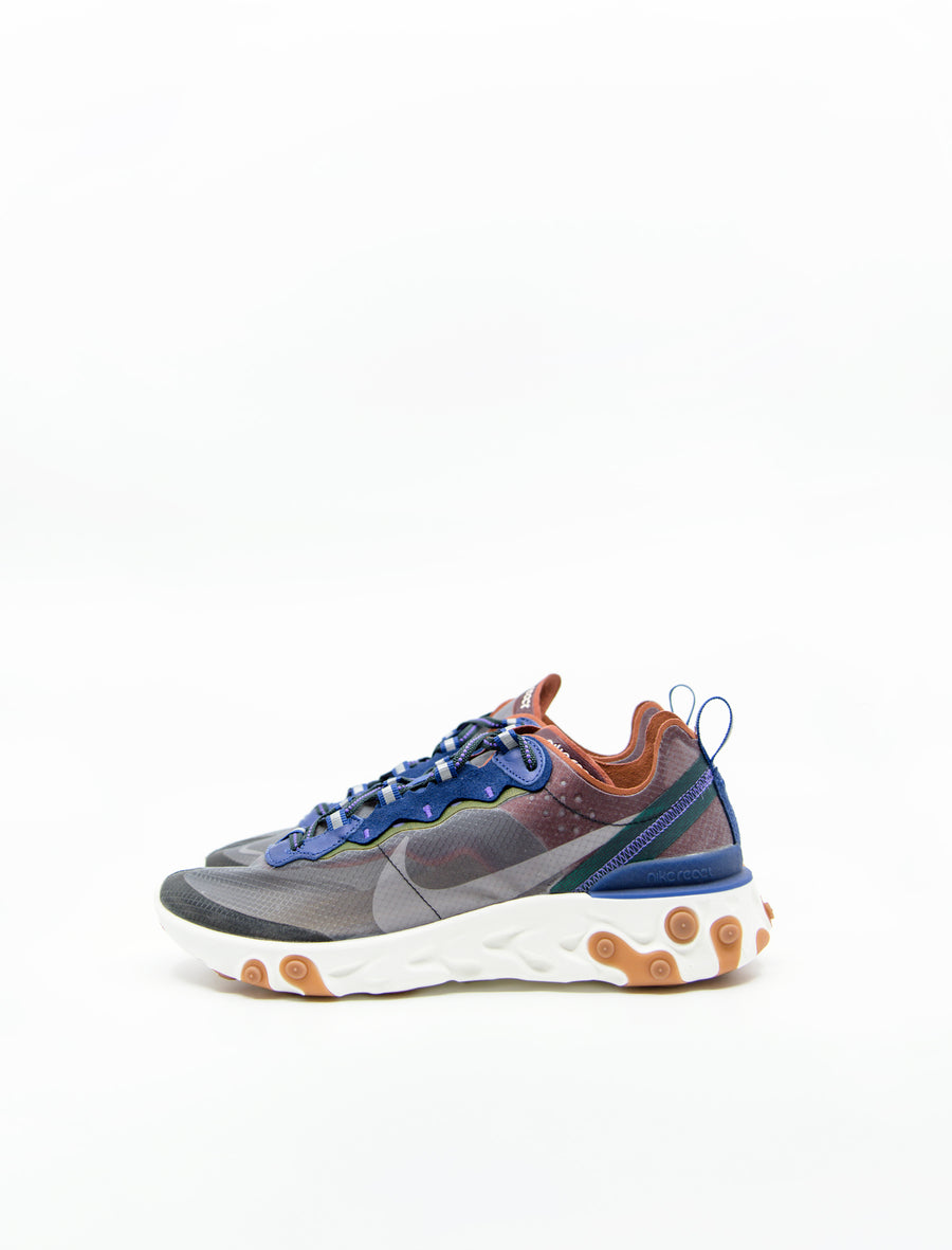 React Element 87 Dusty Peach/Atmosphere Grey AQ1090-200