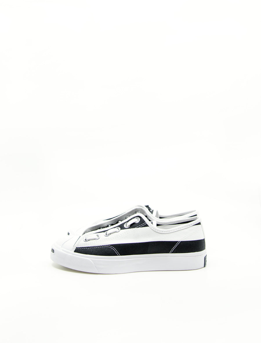 TheSoloist Jack Purcell OX White/Black 164835C